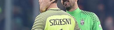 Włochy: Kibice Juventusu wolą Szczęsnego!